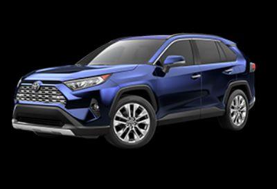 2019 Toyota RAV4 Limited (Blueprint)