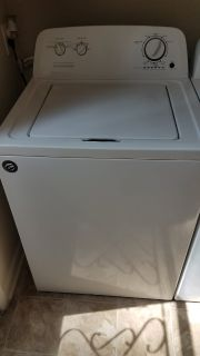 Washer & Dryer 7 mo old
