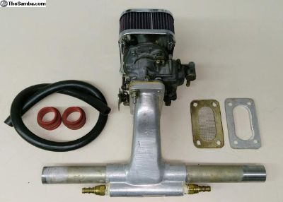 Weber 32/36 Progressive, Scat manifold, Air Filter