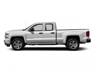 2018 Chevrolet Silverado 1500 Work Truck (Summit White)