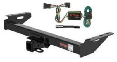 Find Curt Class 3 Trailer Hitch & Wiring for 1991-1996 Jeep Cherokee motorcycle in Greenville, Wisconsin, US, for US $154.12