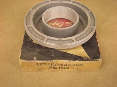 Buy NOS 56 57 58 Dodge Desoto Chrysler Imperial Transmission Direct Clutch Piston motorcycle in Alma, Arkansas, United States, for US $39.95