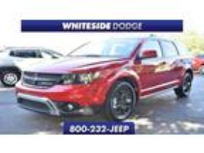 Used 2018 DODGE Journey Crossroad AWD in Mt. Sterling, OH