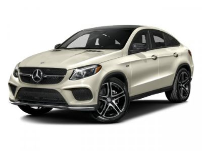 2016 Mercedes-Benz GLE GLE 450 AMG (Steel Gray Metallic)