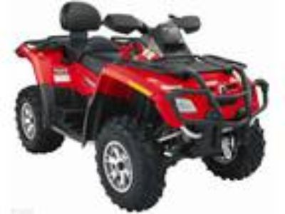 2007 Can-Am Outlander MAX XT 800 H.O. EFI