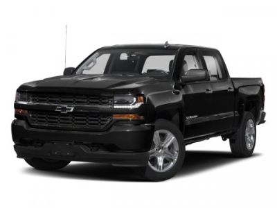 2018 Chevrolet Silverado 1500 Work Truck (Silver Ice Metallic)