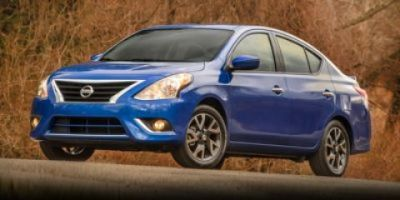 2019 Nissan Versa 1.6 S (Super Black)