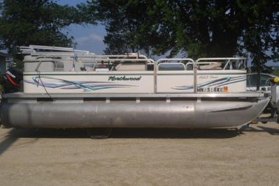 2007 Northwoods Fishing Pontoon