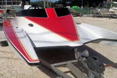 1998 Mirage 20 High Performance Boat