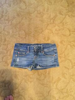 American Eagle jeans shorts. PPU