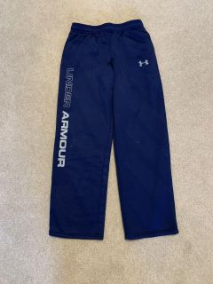 Boys Youth Large Under Armour Athletic Pants