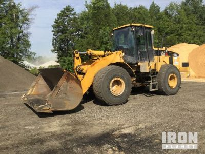 Cat 972G Series II Wheel Loader
