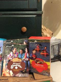 Girl Scout Cookies!! Going , going ,Gone