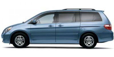 2005 Honda Odyssey EX ()