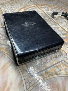 LG External DVD Writer GE24NU40