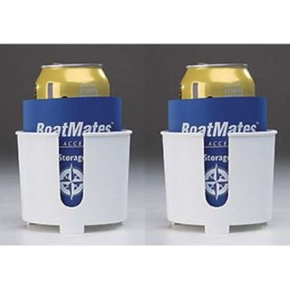 Sell Boat Mates 2155 Drink Holders W/ Koozie 2 Pack motorcycle in Cincinnati, Ohio, United States, for US $16.63