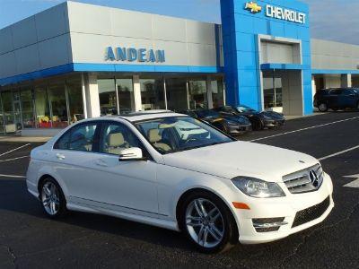 2013 Mercedes-Benz C-Class C250 Luxury (Diamond White)