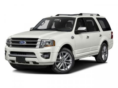 2016 Ford Expedition King Ranch (White Platinum Metallic Tri-Coat)