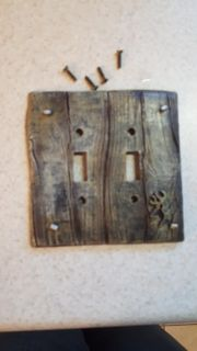 Browning camo light switch cover $5