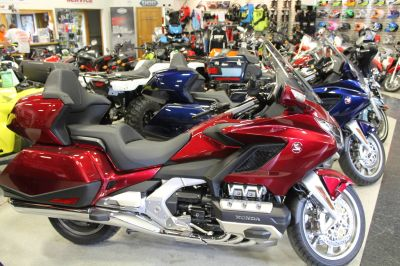 2018 Honda Gold Wing Tour Automatic DCT Touring Motorcycles Adams, MA