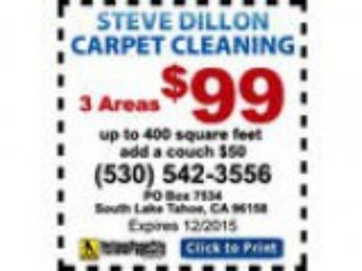 Steve Dillon Carpet Cleaning