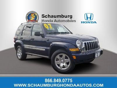 2007 Jeep Liberty Limited ()