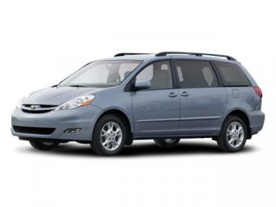2008 Toyota Sienna XLE 7-Passenger (Arctic Frost Pearl)