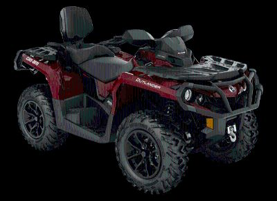 2018 Can-Am Outlander MAX XT 850 Utility ATVs Ledgewood, NJ