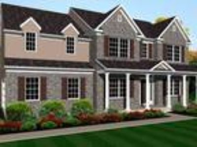 The Emerson Heritage by Keystone Custom Homes: Plan to be Built