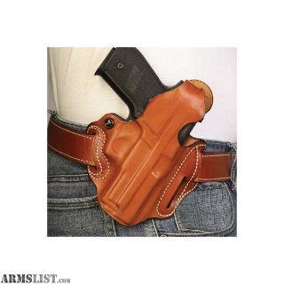 For Sale: DeSantis Thumb Break Scabbard Belt Holster