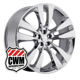 """Sell 20x9"""" 2012 Dodge Charger SRT8 Style Chrome Wheels Rims fit Charger 2006 motorcycle in Grand Terrace, California, US, for US $899.00"""