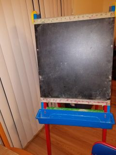 dual sided easel