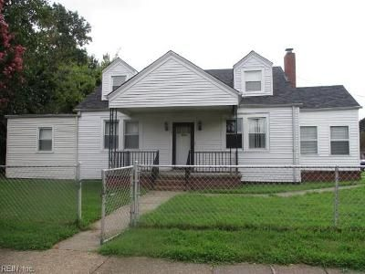 3 Bed 2 Bath Foreclosure Property in Portsmouth, VA 23704 - Lincoln St
