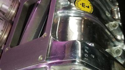 Mooneyham 10-71 supercharger