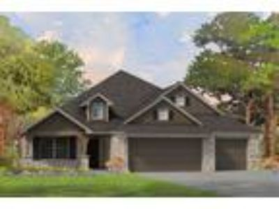 The Washita by Simmons Homes Inc.: Plan to be Built