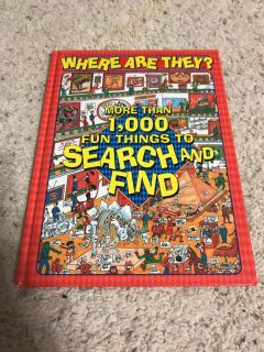 Like New Search & Find Book