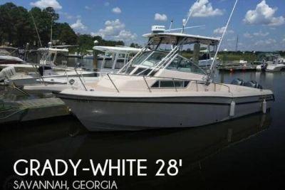 1998 Grady White 272 Sailfish