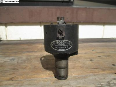 Bosch ZV/JCU4R3 cast iron dist. 1964 only type 3
