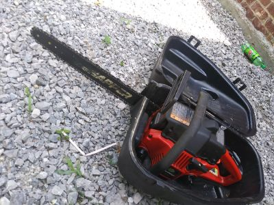 SNAPPER Chainsaw (Needs Work)