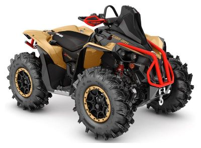 2019 Can-Am Renegade X MR 1000R Sport ATVs Jesup, GA