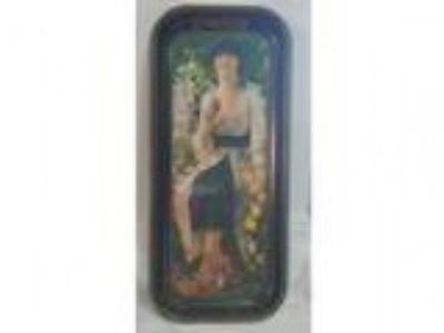 Replica-of-Vintage-C oca-Cola-Tray-Woman- Drin (Abingdon)