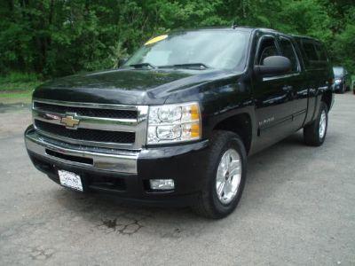 2011 Chevrolet Silverado 1500 LT (Black)