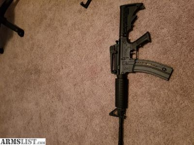 For Sale: AR15 Colt .22LR