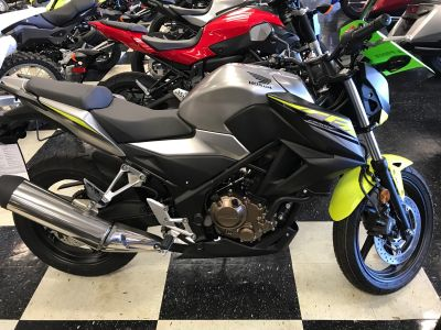 2017 Honda CB300F ABS Sport Motorcycles Gulfport, MS