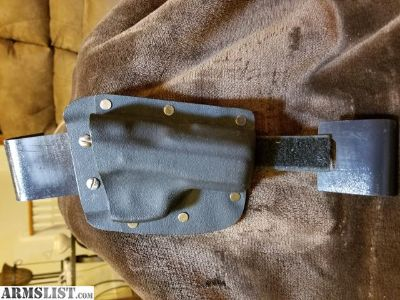For Sale: Gold Star Kydex Under Dash Holster for CZ 75 Compact