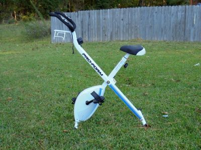 pro form exercise bike