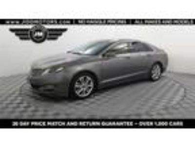 Used 2014 Lincoln MKZ Gray, 52.1K miles
