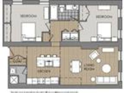 Mercer Commons Apartments - 2 BR
