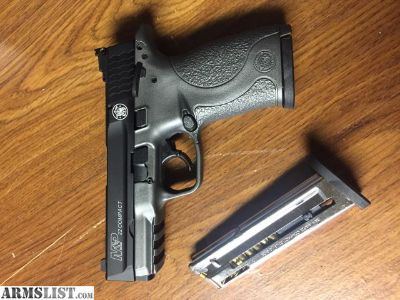 For Sale/Trade: S&W M&P 22lr compact to trade for full-size.