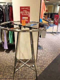 Macys store closing Laguna Hills CA Apparel Fixture 2